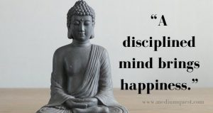 quotes on meditation by buddha