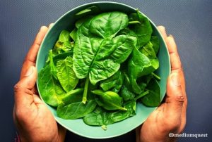 foods with iron in