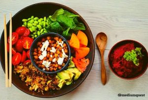 healthy foods with iron in it